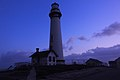 Pigeon Point Lighthouse at Blue hour by Sutanu Mandal.jpg