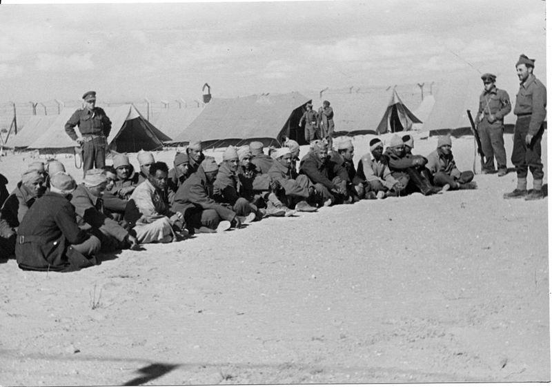 מחנה אסירים פוליטים באבו עגילה