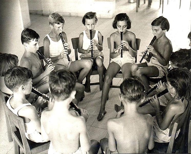 שיעור מוזיקה