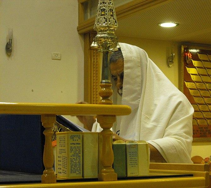 """בית הכנסת הרמב""""ם עץ יוסף"""