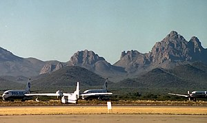Marana, Arizona - Pinal Airpark