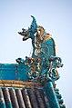 Pingyao.City God Temple.Chiwen.jpg