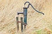 Piston pump in the fields