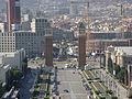 Plaça Espanya (Barcelona).JPG