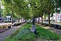 Plantsoen van de Nassausingel Nijmegen Centrum.jpg