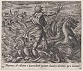 Plate 103- Neptune Sending a Deluge to Troy (Neptunus ob violatum a Laomendonte pactum eluviem Troianis agris immittit), from Ovid's 'Metamorphoses' MET DP866538.jpg