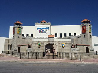 Playmobil - Playmobil Park, Malta.