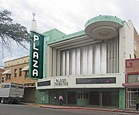 Plaza Theater, downtown Laredo, TX IMG 7673