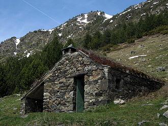 Ordino - Mountain cabin in Pleta del Castellar, Arcalís.