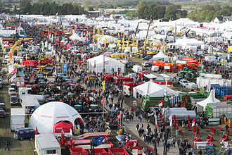 National Ploughing Championships - Image: Ploughing Carlow