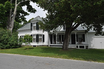 The Coolidge Homestead in Plymouth Notch, Vermont PlymouthVT CalvinCoolidgeHouse.jpg