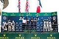 Podium de la catégorie LMP2 à l'issue des 24 Heures du Mans.jpg