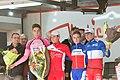 Podium du 27ème cyclo-cross international de Dijon 06.jpg
