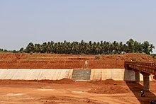 Polavaram canal under construction near Eluru (May 2019) 1.jpg