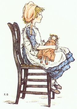 Polly by Kate Greenaway