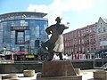 Pomnik urodzonego w Sosnowcu Jana Kiepury - panoramio.jpg