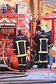 Pompiers pour une alerte au gaz rue Saint-Rome 01.jpg