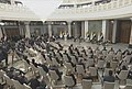 Pope Francis Apostolic Journey to Iraq - Hall of the Presidential Palace in Baghdad - 5 March 2021 09.jpg