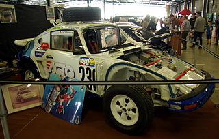 1985 Paris–Dakar Rally