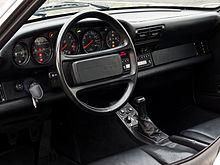 Porsche 959 – Innenraum, 21. März 2013, Düsseldorf.jpg