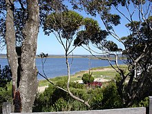 Modern day view of Port Albert, Gippsland, Victoria