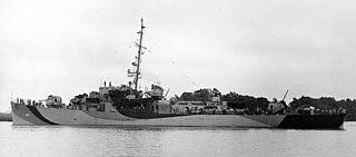 USS <i>Maurice J. Manuel</i>