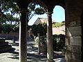 Portique2 église San Giovanni a Porta Latina.JPG