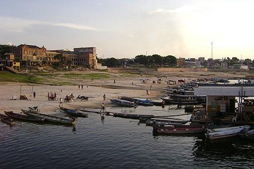 Tefé, otra ciudad del rio amazonas