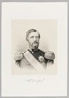 Portrætter af generalløjtnant Broder Abraham Leijonhufvud (1823-1911), 1881 - Skoklosters slot - 99504. tif