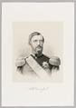 Porträtt av generallöjtnant Broder Abraham Leijonhufvud (1823-1911), 1881 - Skoklosters slott - 99504.tif