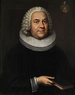 Jeremias Friedrich Reuß German theologian
