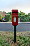 Post box at Pensall Drive, Heswall.jpg
