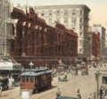 Postcard of Central Department Store building, Los Angeles, c.1920s.png