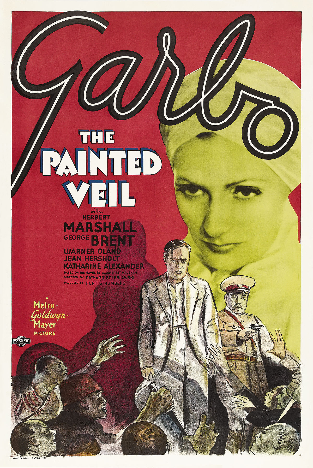 the painted veil stylan