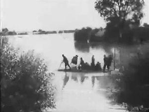 1934 flood in Poland - Image: Powódź w Małopolsce, 1934