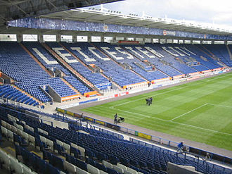 Leicester City F.C. - The East Stand, King Power Stadium