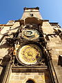 Prague Astronomical Clock, Prague Orloj picture-003.JPG