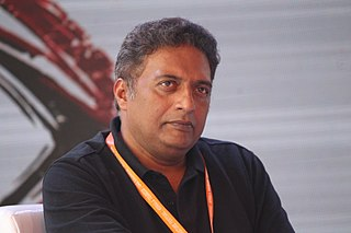 Prakash Raj Indian film actor, director, producer, and television presenter