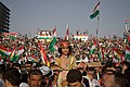 Pre-referendum, pro-Kurdistan, pro-independence rally in Erbil, Kurdistan Region of Iraq 27.jpg