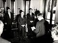 Predsednik Tito prima akreditive od ambasadora SR Nemačke.jpg
