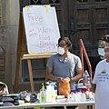 Preparing for protest against police violence (49940476412).jpg