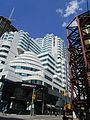 Preserving the beautiful facade of the old Westinghouse building, Soho and Wellington, 2017 05 18 -ce (34617316971).jpg