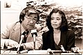 Press conference with Wendy Yoshimura and Lloyd Wake.jpg