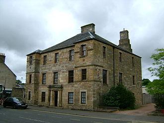 Cupar - Preston Lodge