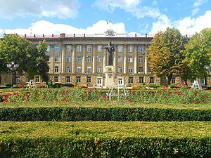Bălți - Bălți City Hall