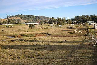 Broughton Village Town in New South Wales, Australia