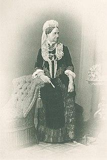 Princess Friederike of Schleswig-Holstein-Sonderburg-Glücksburg Duchess consort of Anhalt-Bernburg