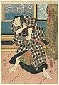 "Print, Chokichi, ""the untamed horse"", ca. 1850 (CH 18402417).jpg"