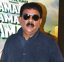 Priyadarshan at a press conference for 'Kamaal Dhamaal Malamaal' (cropped).jpg