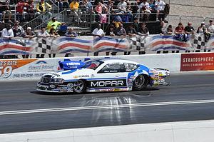 Pro Stock - Allen Johnson's Mopar Dodge Avenger Pro Stock